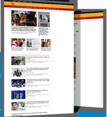 Web Báo chí